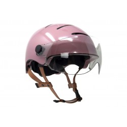 Casque KASK Urban Lifestyle City métal Rose S-M