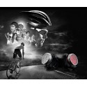 Luminaire trott / vélo
